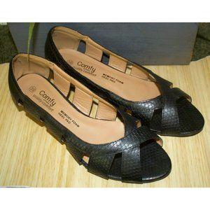 Comfy Slip on Sandals Size 39